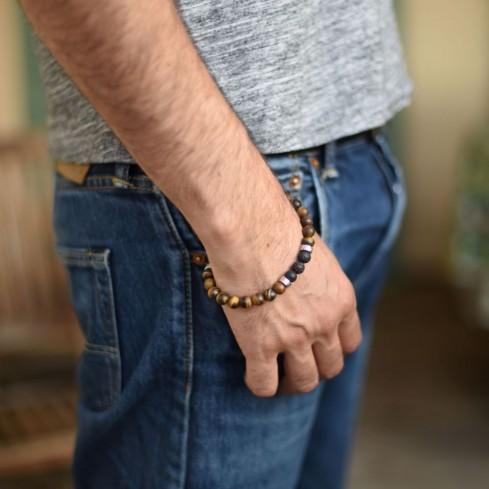Bracelet TIGER EYE