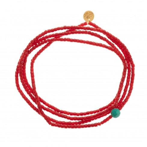 Bracelet/Collier AMA (sur mesure)