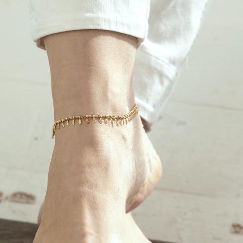 Bracelet de cheville NORA