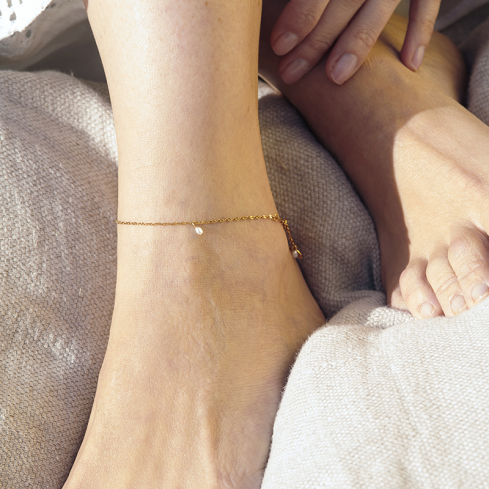 OLYMPE Ankle Bracelet