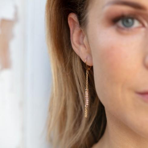 Boucles d'oreilles GALADRIEL