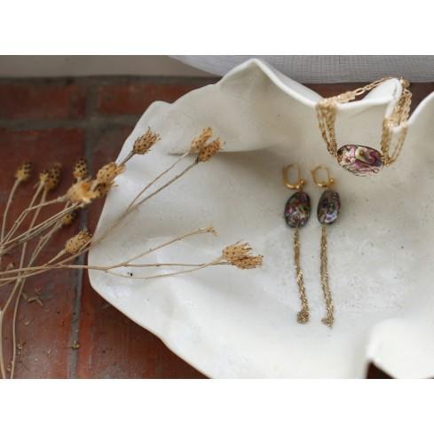 Boucles d'oreilles MAHANA