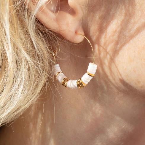 Boucles d'oreilles SADJIA