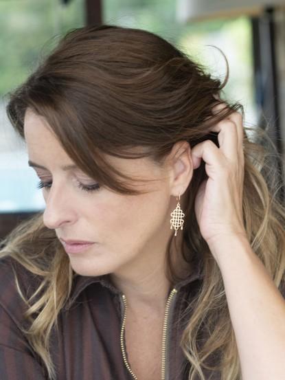 Boucles d'oreilles HARMONIE