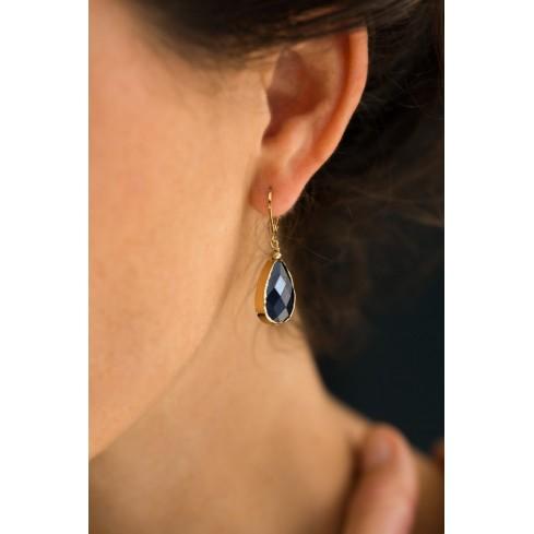 Boucles d'oreilles COLETTE