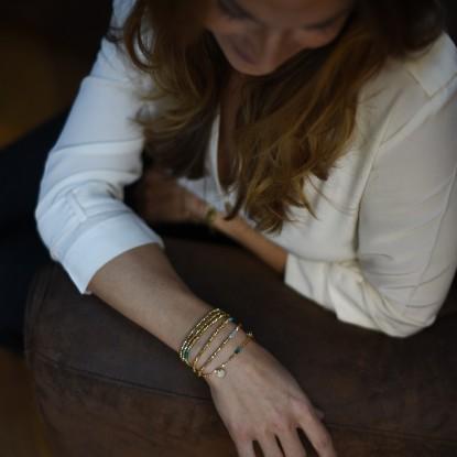 Sautoir-bracelet Sandrine